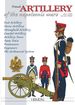 French Artillery of the napoleonic wars
