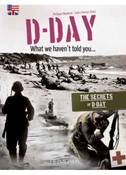 D-day, what we haven't told you