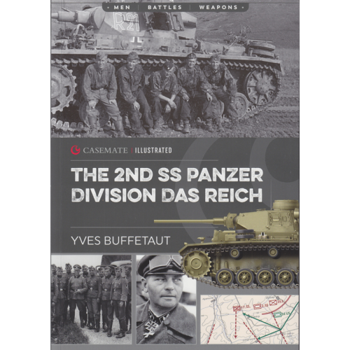 THE 2ND SS PANZER DIVISION DAS REICH