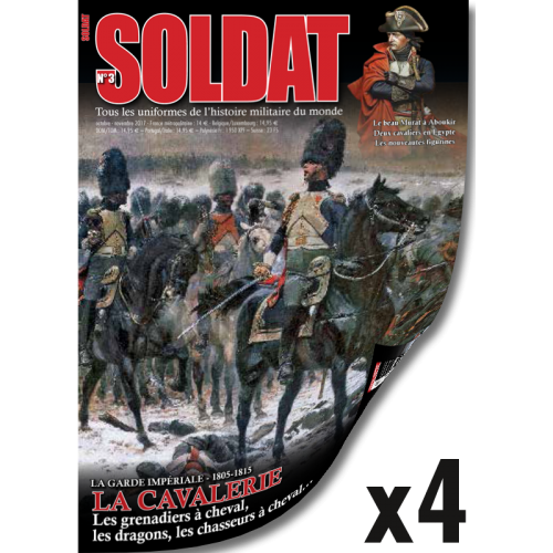 Abonnement Soldat - 1 an - France