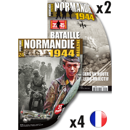 Abonnement Normandie 44 + special issue - France