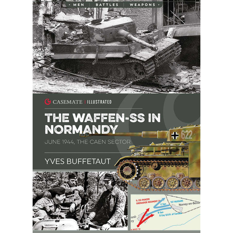 The Waffen-SS in Normandy 1