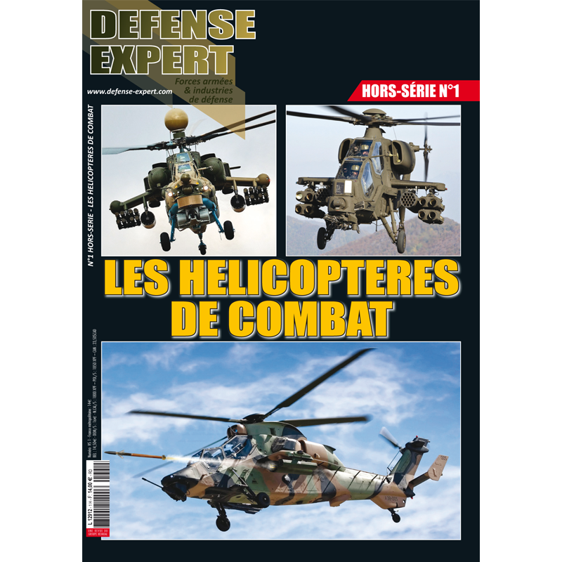 Défense-Expert - special issue n°1 - preorder