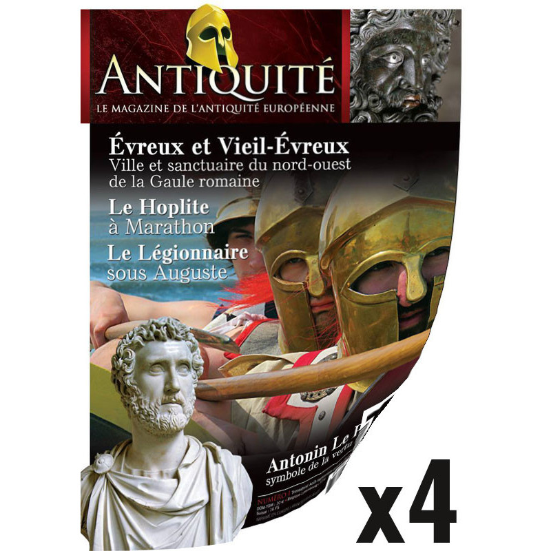 Abonnement Antiquité - 1 an - France