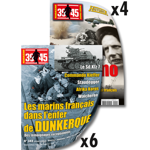 Abonnement 39-45 + Historica - Export