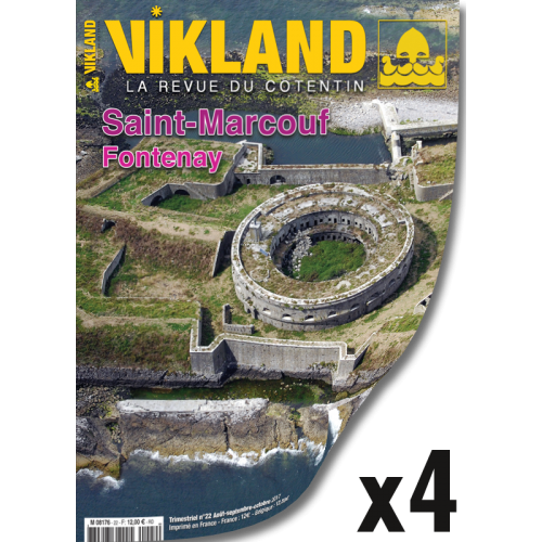 Abonnement Vikland - 1 year - France