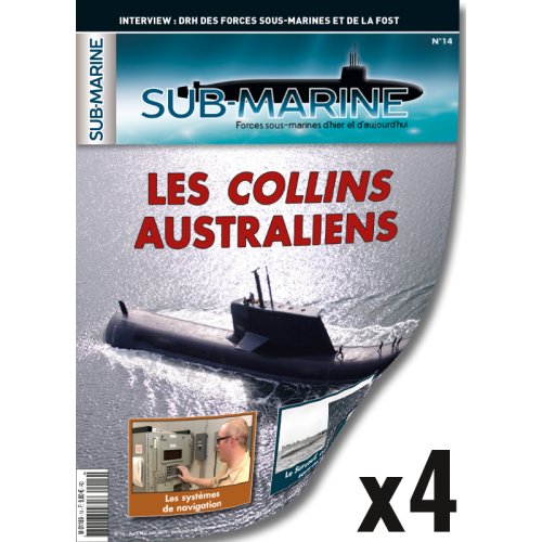 Abonnement Sub-Marine - 1 year - Export