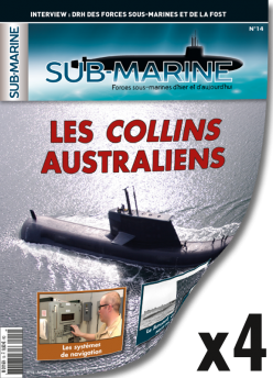 Abonnement Sub-Marine - 1 an - France