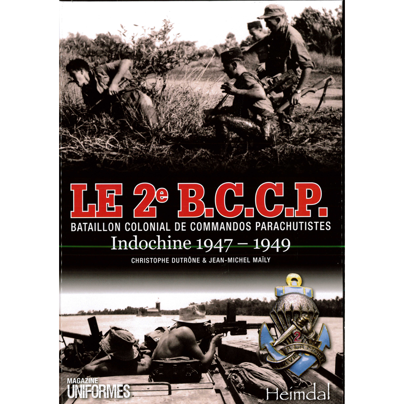 2e BCCP INDOCHINE 1947-1949