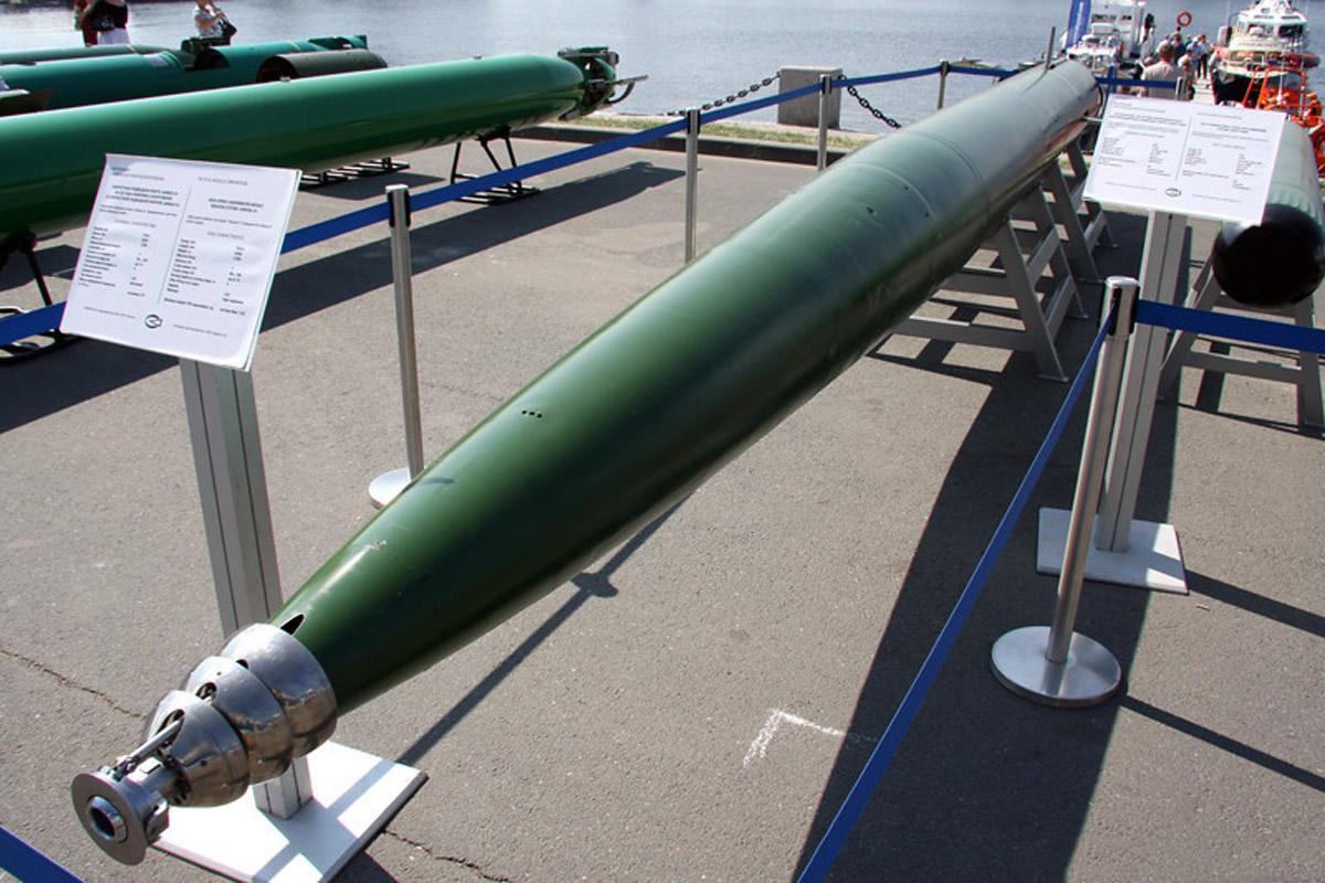 torpilles russes