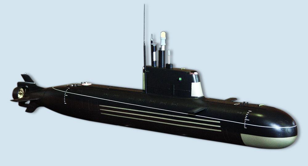 mini sous-marin russe