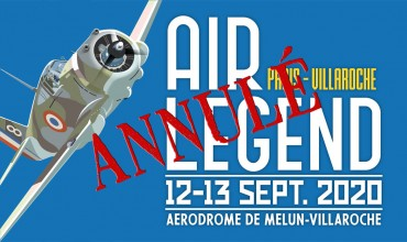 Le meeting Air Legend-Villaroche annulé pour cause de Covid-19