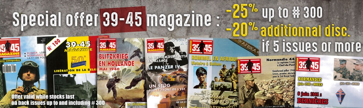 special discount on back issues